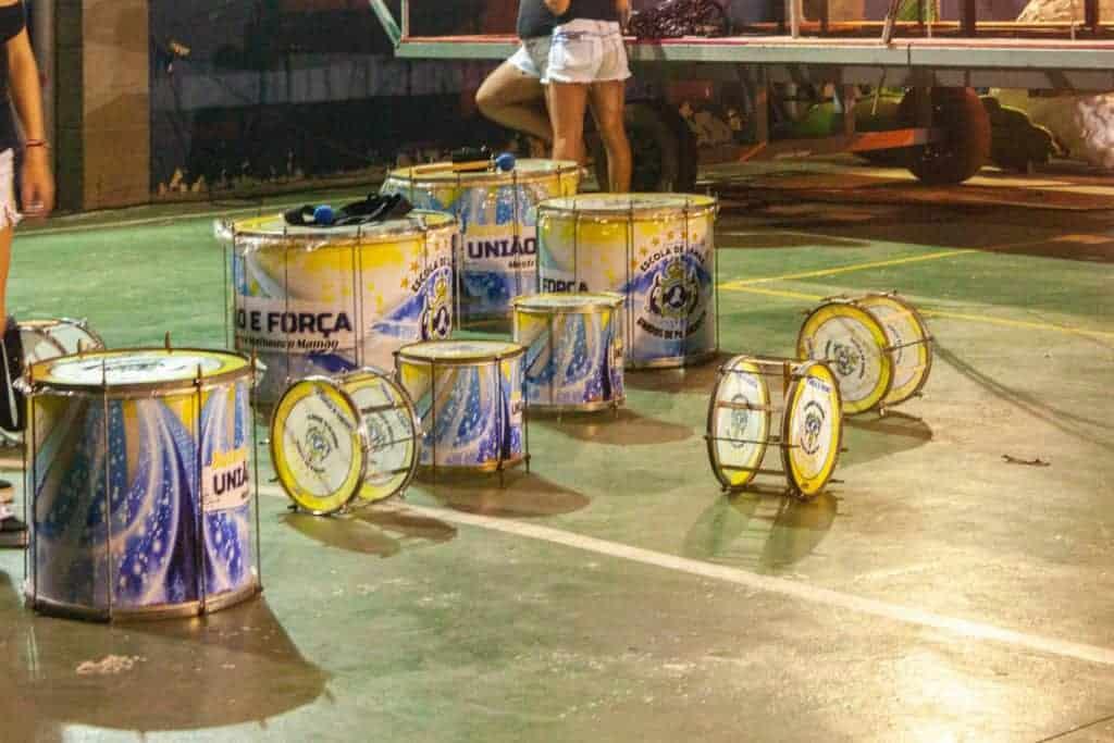 Des tambours